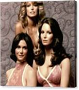 Charlie's Angels Canvas Print
