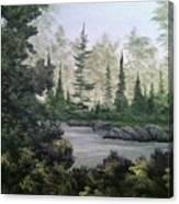 Charlie's Tree Canvas Print