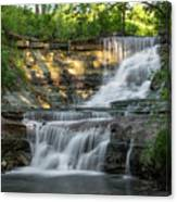 Chase Falls Canvas Print