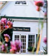Chase House Canvas Print