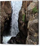 Chasm Falls 2 - Panorama Canvas Print