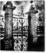 Chateau De Carrouges Canvas Print