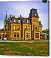 Chateau-sur-mer Canvas Print