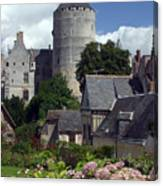 Chateaudun 3 Canvas Print
