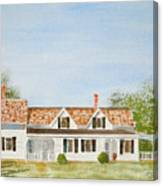 Chatham House II Canvas Print