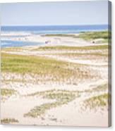 Chatham Lighthouse Beach Canvas Print