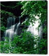 Chattahoochee Waterfall Canvas Print