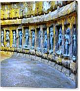 Chausath Yogini Temple Canvas Print