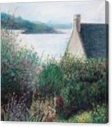 Chausey Canvas Print