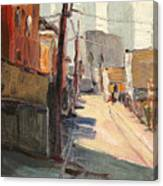 Chavez Alley Canvas Print