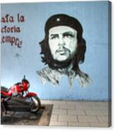 Che Bike  Canvas Print