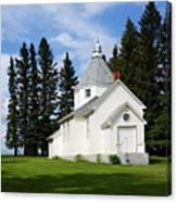Chechow Holy Spirit Church 2  Canvas Print