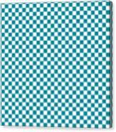 Checkerboard Canvas Print