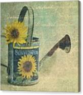 Cheerfulness Canvas Print