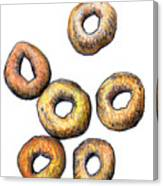 Cheerios 2 Canvas Print