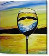 Cheers Canvas Print