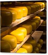 Cheese Factory Canvas Print
