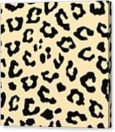 Cheetah Fur Canvas Print