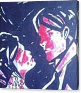 Chemical Romance Canvas Print