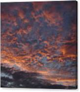 Chemical Sky Canvas Print