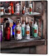 Chemistry - Ready To Experiment  Canvas Print