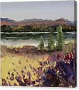 Cherripondi Canvas Print