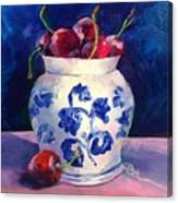 Cherry Delights Canvas Print