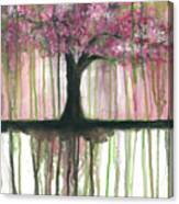 Fruit Tree #3 Canvas Print