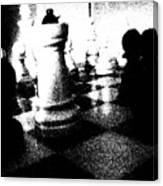 Chess5 Canvas Print