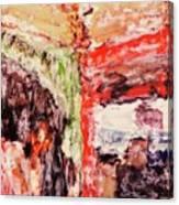 Chesse Melt Canvas Print