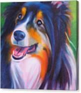 Chessie Canvas Print