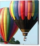 Chester County Balloon Fest 8765 Canvas Print