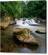 Chestnut Creek Falls  Canvas Print
