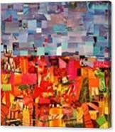 Chestnut Hill Canvas Print