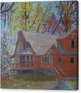 Chestnut Hills Canvas Print