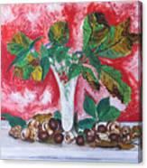 Chestnuts  Canvas Print
