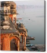 Chet Singh Fort Canvas Print