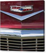 Chevrolet 17 Canvas Print