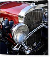 Chevrolet 1932 Deluxe Coupe Canvas Print