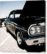 Chevrolet Chevelle Canvas Print
