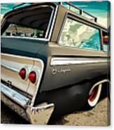 Chevrolet Impala Canvas Print