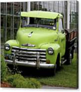 Chevrolet Old Canvas Print