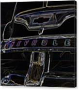 Chevrolet 2 Canvas Print