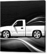 Chevrolet Super Sport Pickup Canvas Print