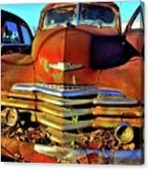 Chevrolet Truck 1 Canvas Print