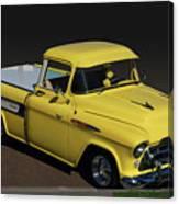 Chevy Cameo  Canvas Print