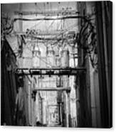 Cheyenne Alley Canvas Print