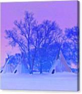 Cheyenne Dawn Canvas Print