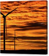Cheyenne Sunrise Canvas Print