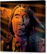 Cheyenne Sunset Canvas Print